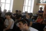სახელმწიფო უნივერსიტეტი :: შეხვედრა სტუდენტებთან