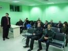 კორუფციასთან ბრძოლის წარმატებული საერთაშორისო გამოცდილების გაზიარება უკრაინის საგზაო  პოლიციის სისტემის რეფომირებისათვის :: საქართველოში კორუფციასთან ბრძოლის გამოცდილების გაზიარება